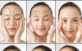 Cách Massage mặt đúng cách – Cách Massage mặt tại nhà