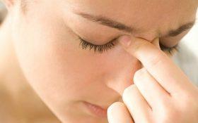 Các bước massage điều trị viêm xoang hiệu quả