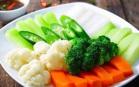 Những loại thực phẩm giúp giảm mỡ bụng hiệu quả
