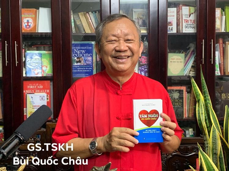 Thầy Bùi Quốc Châu tác giả Toa Âm Dương Thang