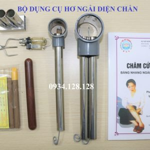 Bộ 8 món hơ ngải – tăng dương bổ khí
