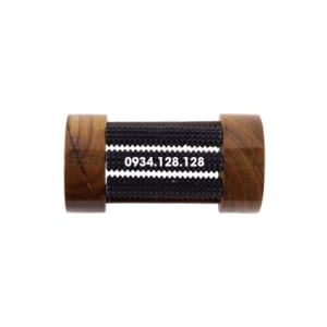Bàn lăn tay cán gỗ Diện Chẩn