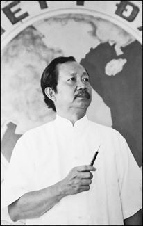 GS.TSKH Bùi Quốc Châu tác giả phương pháp Diện Chẩn