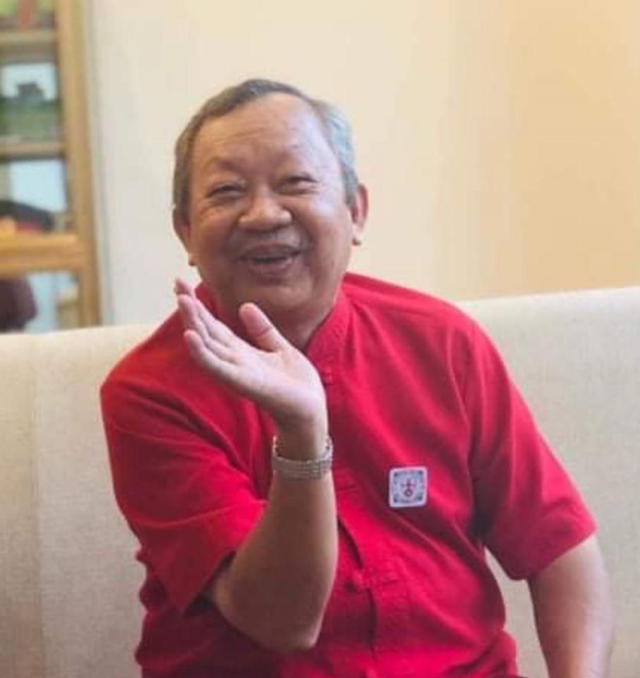 Thầy Bùi Quốc Châu tác giả Diện Chẩn