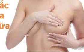 U nang tuyến vú – nguyên nhân và triệu chứng