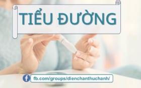 Diên Chẩn khắc phục tiểu đường