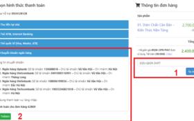 Tặng học phí học online tại dienchanviet.net